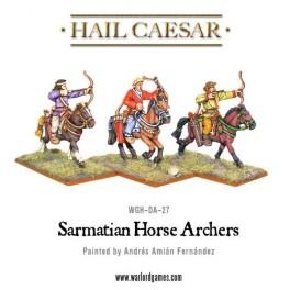 Archers à cheval sarmates