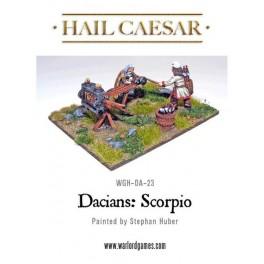 Scorpion dace