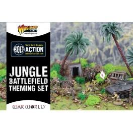 Jungle Battlefield Theming Set