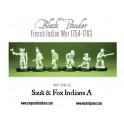 Sauk & Fox Indians A