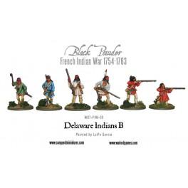 Delaware Indians B