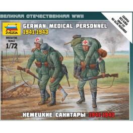 Zvezda German Medical Personal