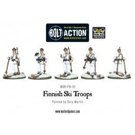 Finnish Ski Troops