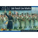 Napoleonic War Late French Line Infantry