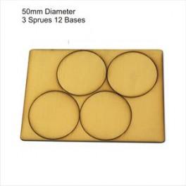 Socles beige diamètre 50mm