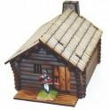 Maison de Pionnier de la Nouvelle-Angleterre