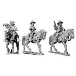 AWW056 7ème de cavalerie commendement monté