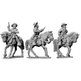 AWW057 7ème de cavalerie avec carabines (monté)