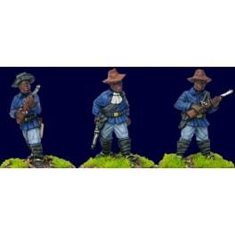 AWW081 Buffalo Soldier avec carabines