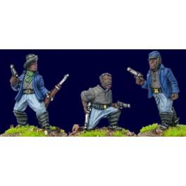 AWW082 Buffalo Soldier avec pistolet