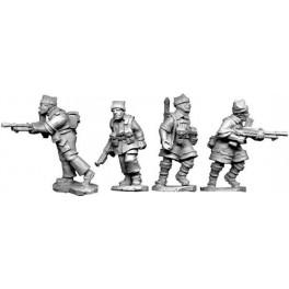 SWW111 Commando britannique LMG