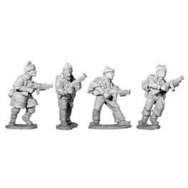 SWW117 Commandos britanniques avec SMG
