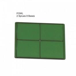 Socles vert FOW moyens