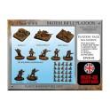 EWB1 Section d'infanterie anglaise