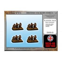 EWB3 Vickers anglaises