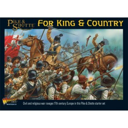 Pike & Shotte - For King & Country