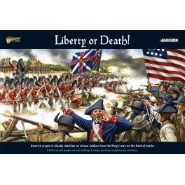 Liberty or Death American War of Independence Battle Set