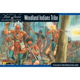 Woodland Indian Tribes (Plastic Box)