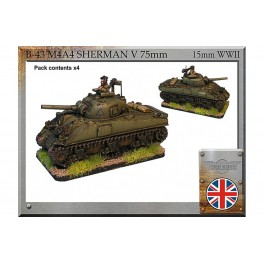 B-43 M4A4 Sherman V 75mm x4