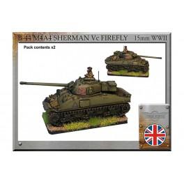 B-44 M4A4 Sherman Vc Firefly x2