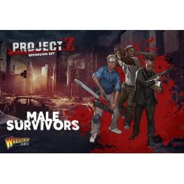 Project Z - Male Survivors