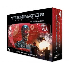 Terminator Genisys - The War Against the Machines