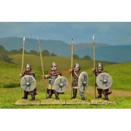 PAX005 - Arthurian Armoured Spearmen