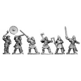 VIK003 - Viking Bondi with Hand Weapons