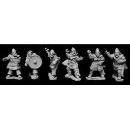 VIK006 - Viking Hirdmen with Spears