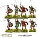 Spanish Caetrati light infantry
