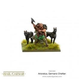 Ariovistus, Germanic Chieftan