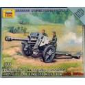 1/72nd Zvezda German Le FH18 howitzer