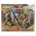 1/72nd Zvezda Russian 82mm mortar