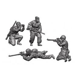 1/72nd Zvezda Snipers