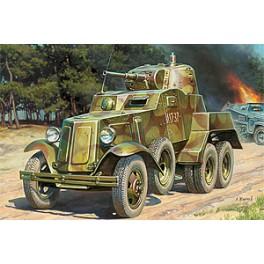 15mm Zvezda BA10 Armoured Car