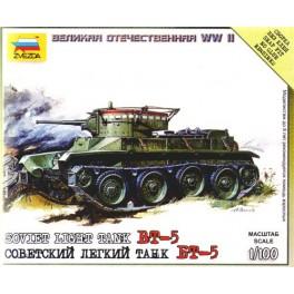 15mm Zvezda BT5 Tank