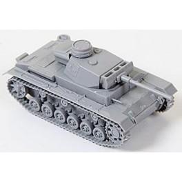 15mm Zvezda Panzer III Flamethrower Tank