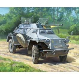 15mm Zvezda Sd.Kfz. 222 German Armoured Car