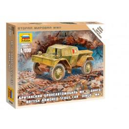 15mm Zvezda Dingo armoured car