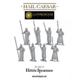Hittite Spearmen blister