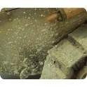 73803 - Projections  boue industrielle
