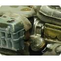 73815 - Saleté  du moteur