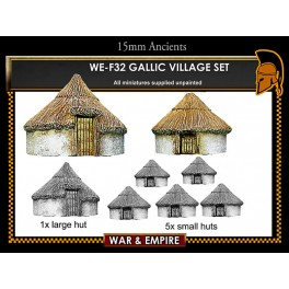 WE-F32 village gaulois