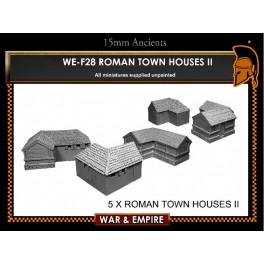 WE-F28 maisons romaines