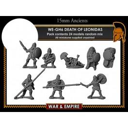 WE-GH06 la mort de Leonidas