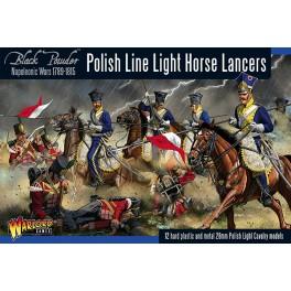 Lanciers polonais de la ligne
