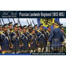 Landwehr Prussienne 1813-1815