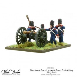 """Artillerie à pied de la garde 6"""""""