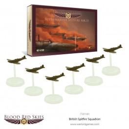 Escadron de 6 Spitfire