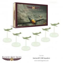 Escadron de 6 BF-109